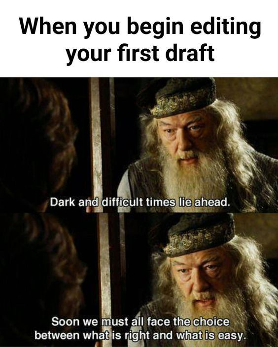 Harry Potter funny writing