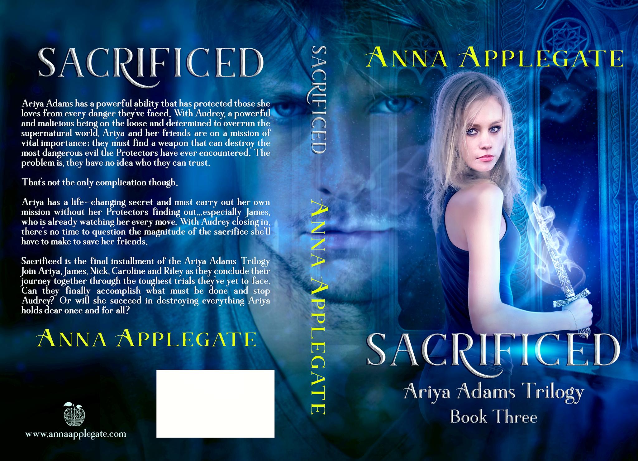 Sacrificed Paperback FINAL Cover