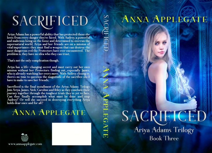 Sacrificed Paperback FINAL Cover