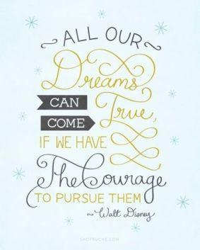 Walt Disney qyote