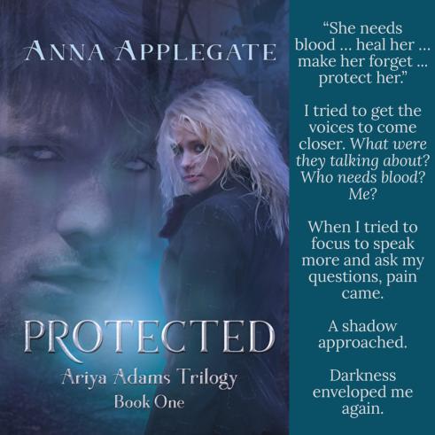 Protected (Book 1 in the ARiya Adams Trilogy) Teaser 3